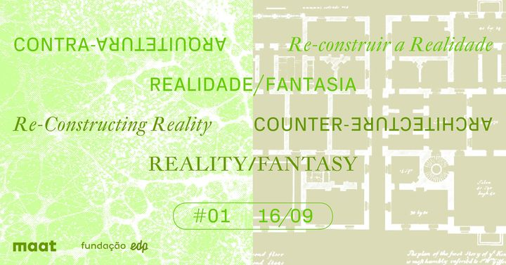 Counter-architecture. Reality/Fantasy.
