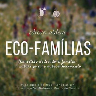 ECO FAMÍLIAS    edição aldeia