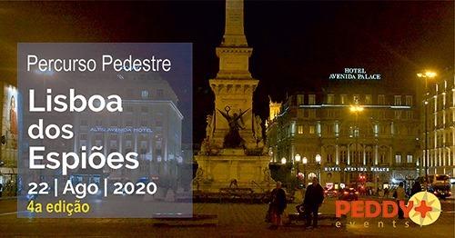 Percurso Pedestre 'Lisboa dos Espiões' (4ª Edição)