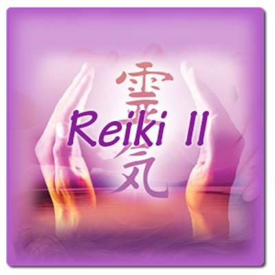 Formação Reiki Tradicional Nível II (com módulos práticos)