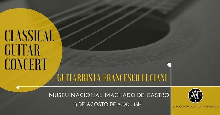 Concerto no Museu Nacional Machado de Castro