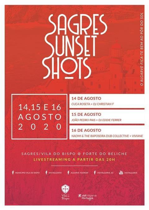 "'Sagres Sunset Shots"""