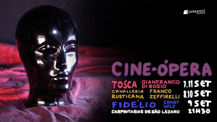 Cine-Ópera - OPERAFEST Lisboa 2020