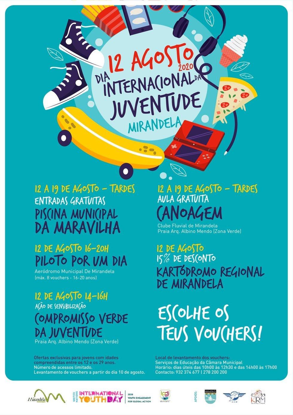 Dia Internacional da Juventude 2020
