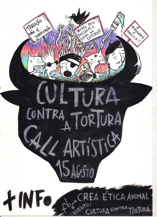 Cultura contra Tortura!