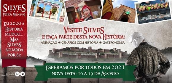Visite Silves » Animação, Cenários com História e Semana Gastronómica Medieval