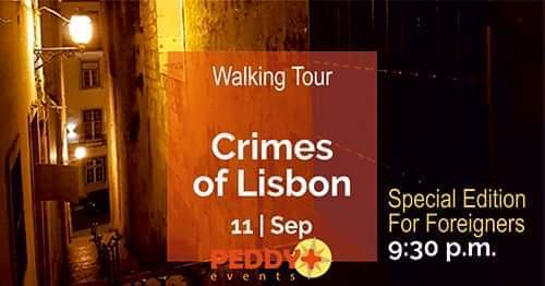 Walking Tour 'Crimes Of Lisbon'