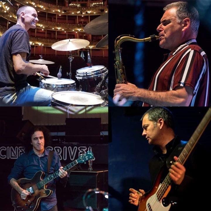 JAZZ'me/Edgar Caramelo/Pedro Madaleno/Bruno Pedroso/Miguel Amado