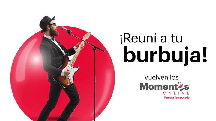 Momentos Online (III Temporada) - Viernes 14 agosto 2020