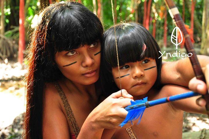 » Curso Cura Xamânica da Amazónia Nível 1 «