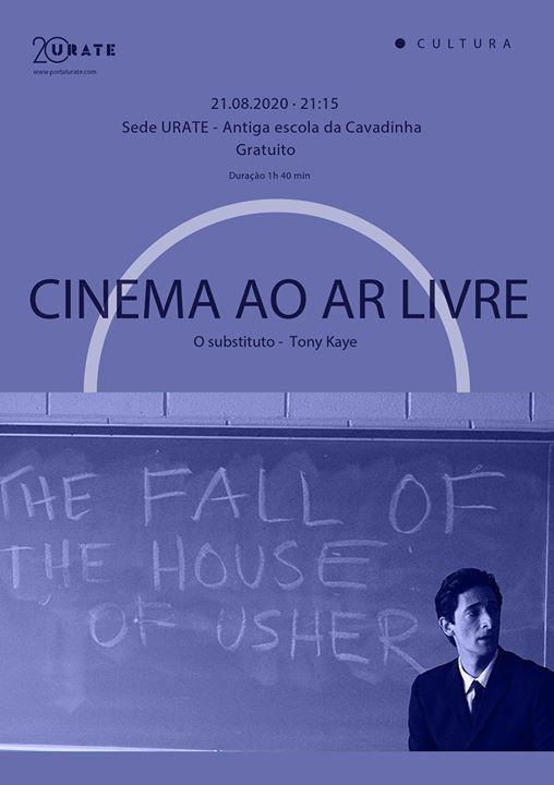 Cinema ao ar livre | O substituto