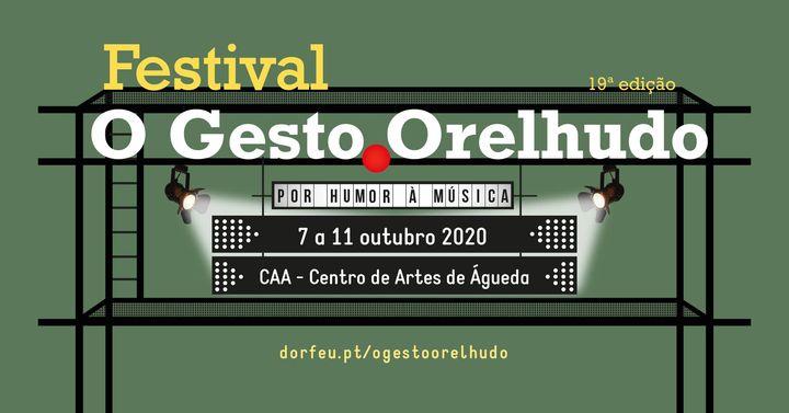 19º Festival O Gesto Orelhudo