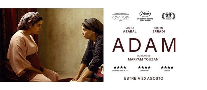 ADAM, de Maryam Touzani - Estreia no Cinema Nimas