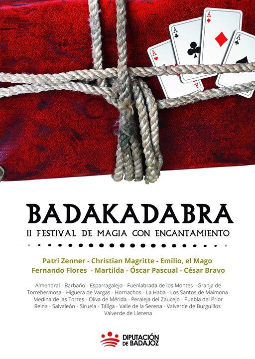 Badakadabra 2020   «El sabor de la magia»
