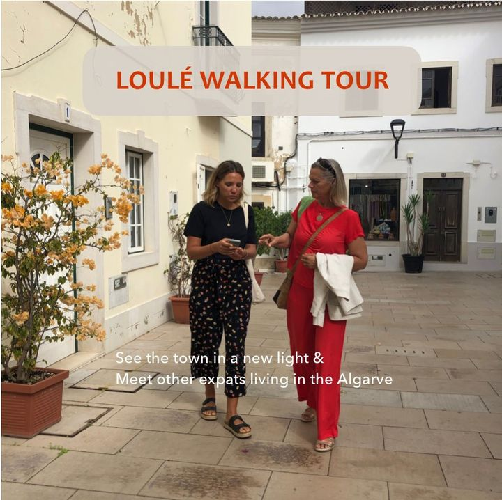 Loulé Town Walking Tour