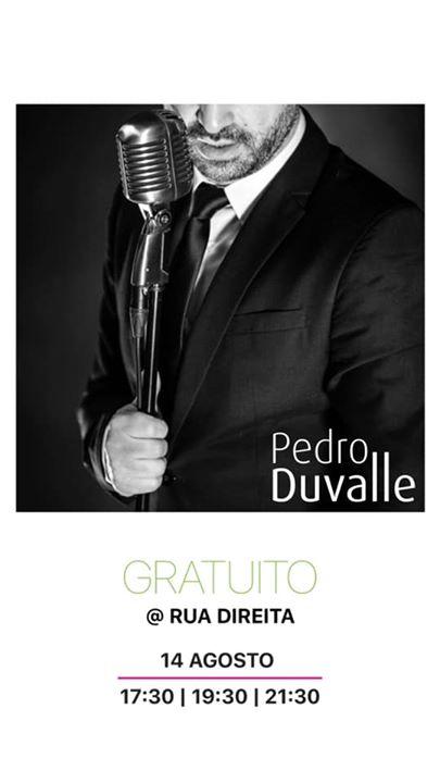 Regresso aos standards - Pedro Duvalle no Cubo Mágico