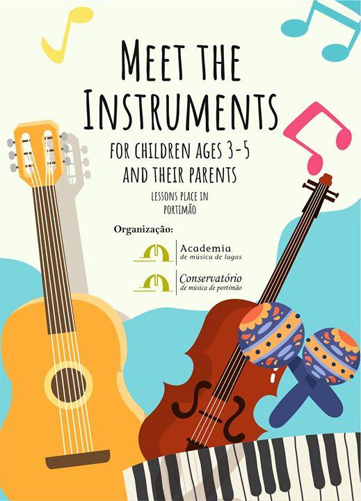 Meet the Instruments Class