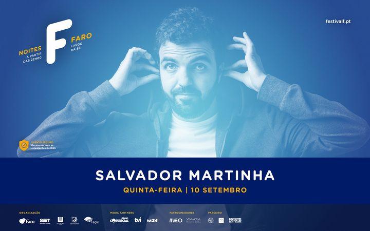 Salvador Martinha | Noites F