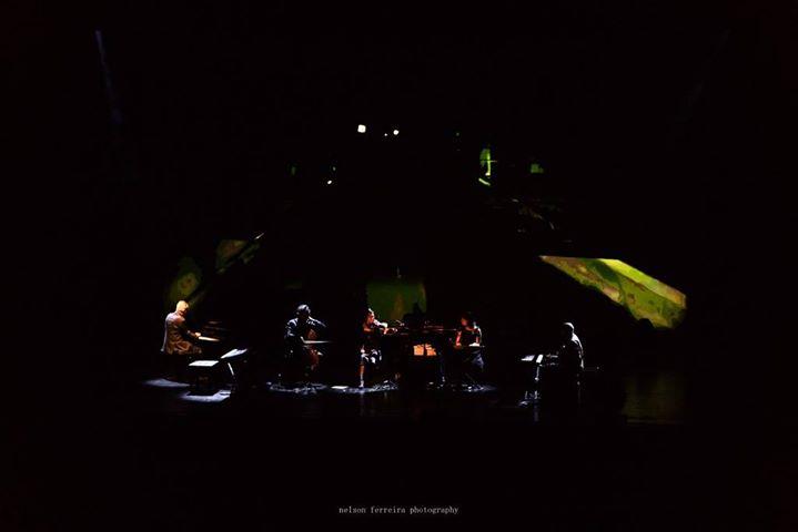 Ângela Silva canta O Método de Rodrigo Leão- Casino Estoril