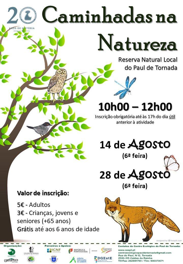 Caminhadas na Natureza