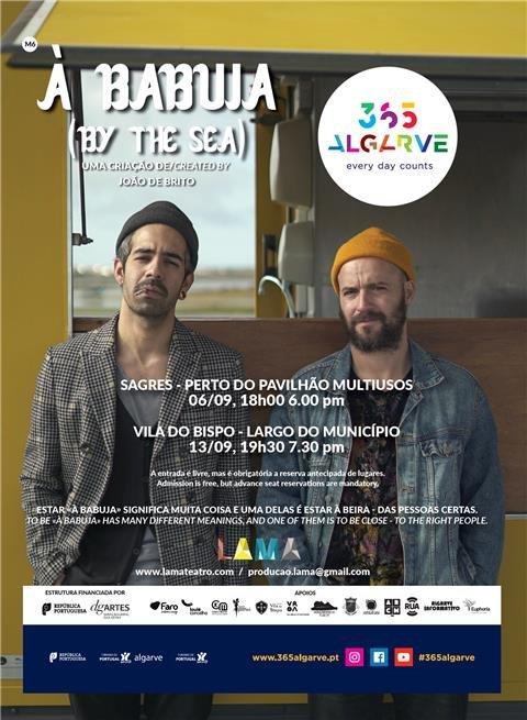 "LAMA Teatro apresenta em Vila do Bispo "" À Babuja"""