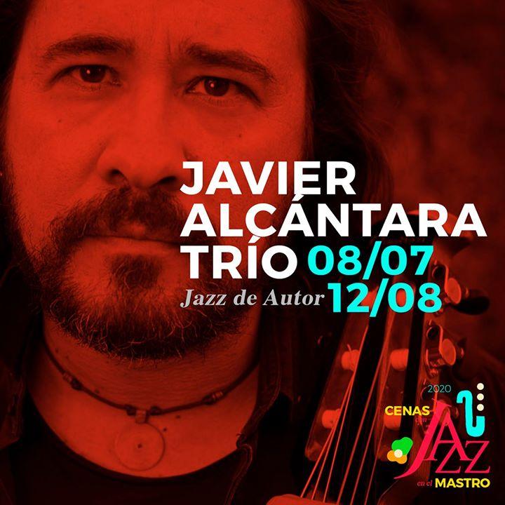 Javier Alcántara Trío / 12 Agosto 2020 / Cáceres