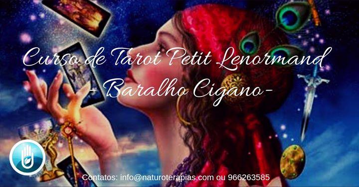 Curso de Tarot Petit Lenormand / Baralho Cigano