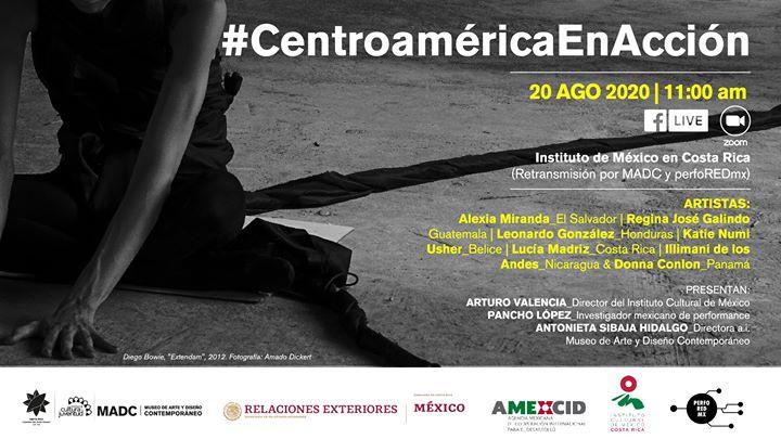 #CentroaméricaEnAcción