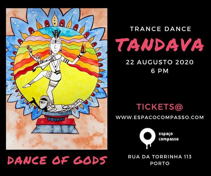 Trance Dance - Tandava Dance Of Gods