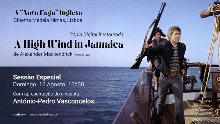 Sessão Especial com apresentação de António-Pedro Vasconcelos