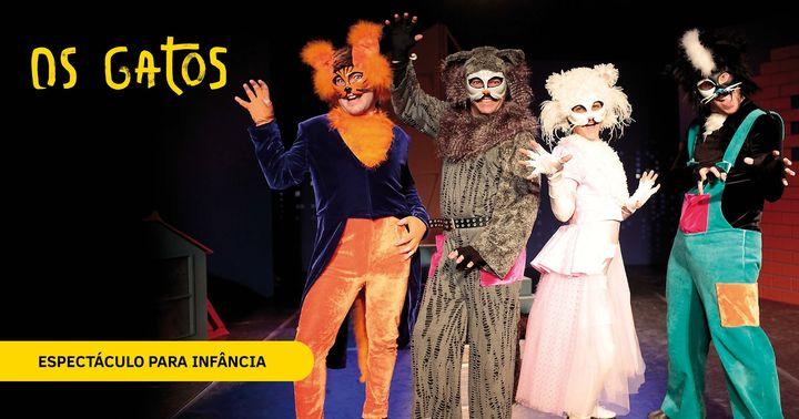 Os Gatos   Companhia de Teatro de Almada