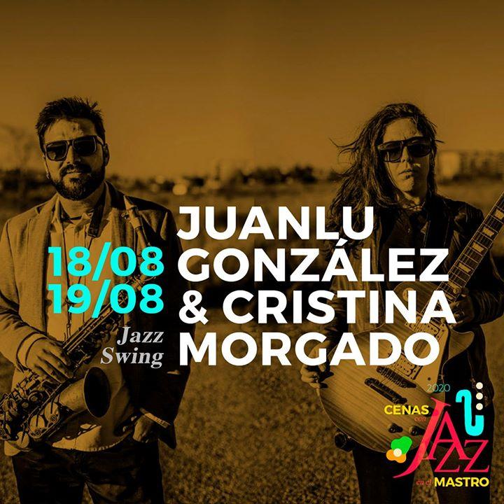 Juanlu González & Cristina Morgado / 19 Agosto 2020 / Cáceres
