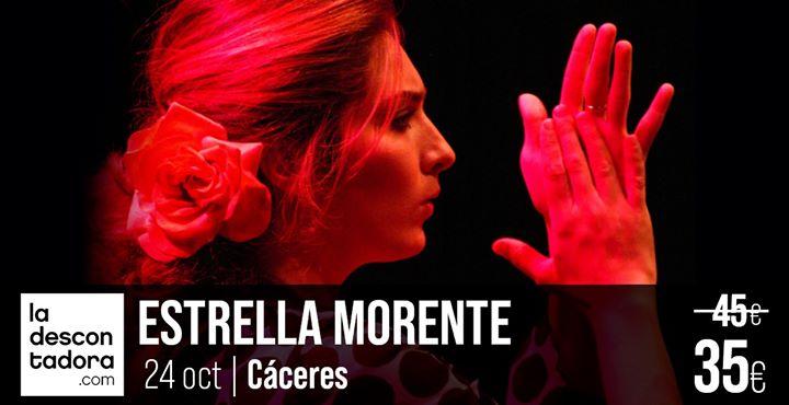 Estrella Morente. Flamenco
