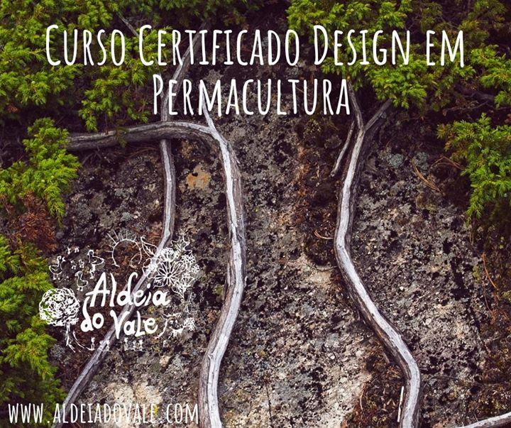 Curso Certificado Design em Permacultura
