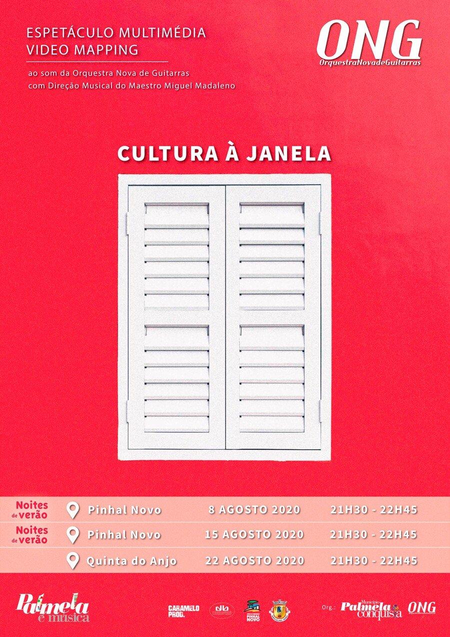 CULTURA À JANELA
