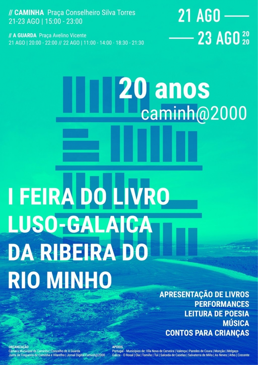 I FEIRA DO LIVRO LUSO-GALAICA DA RIBEIRA DO RIO MINHO