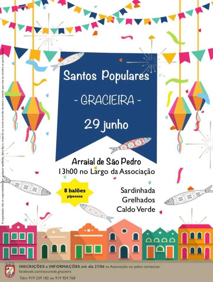 Santos Populares | Gracieira