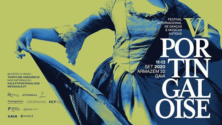 VI Portingaloise_Festival Int. de Danças e Músicas Antigas