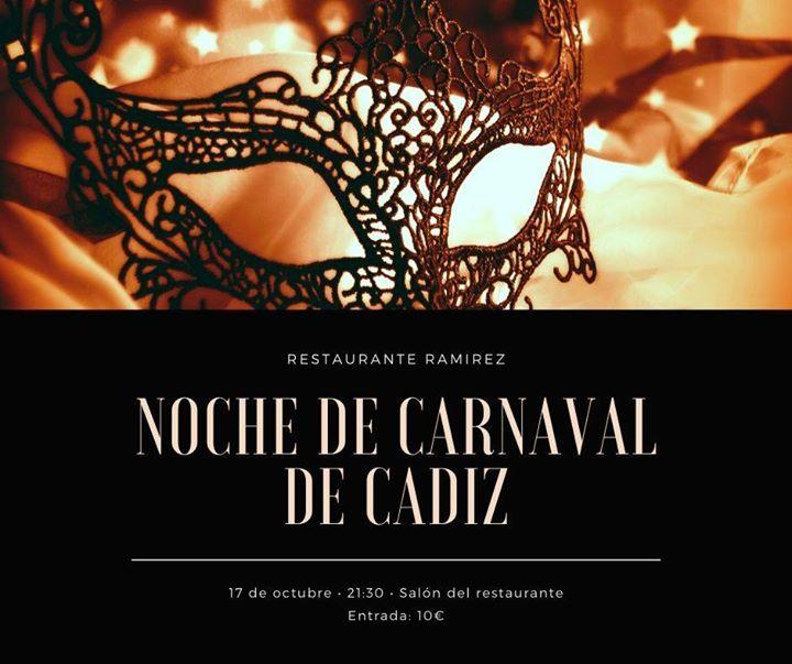 Carnaval de Cadiz en Zafra