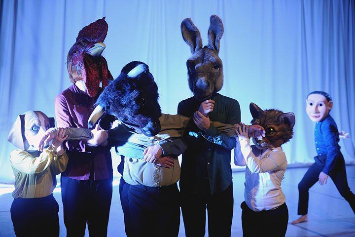 Bichos, de Rui Lopes Graça // Grupo Dançando com a Diferença