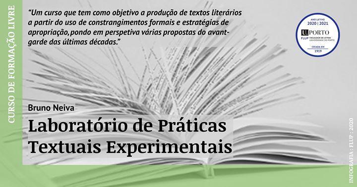 Laboratório de Práticas Textuais Experimentais