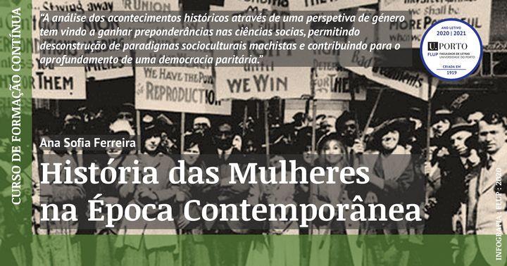 História das Mulheres na Época Contemporânea