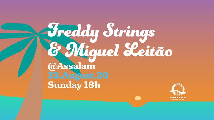 Freddy Strings e Miguel Leitão