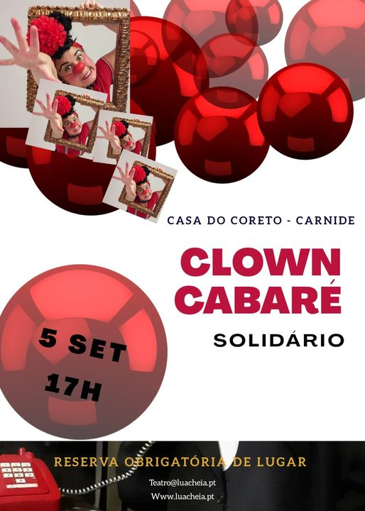 Clown Cabaré Solidário