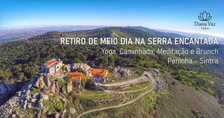 Yoga, Caminhada, Meditação e Brunch na Serra de Sintra