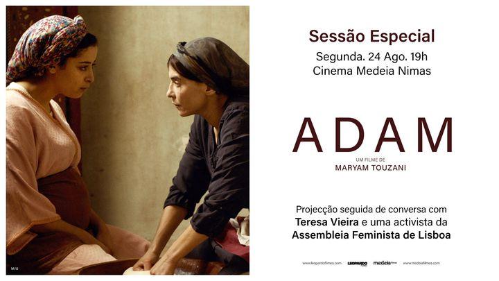 Sessão Especial: ADAM, de Maryam Touzani | Cinema Nimas