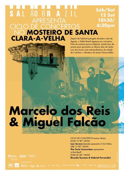 Marcelo dos Reis & Miguel Falcão   Salão no Mosteiro