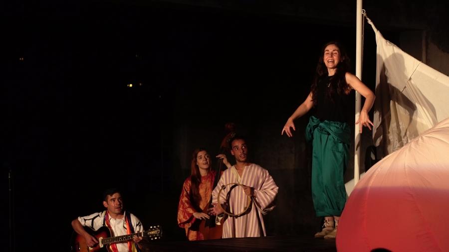 Teatro das Beiras | 'Pequeno retábulo', de García Lorca