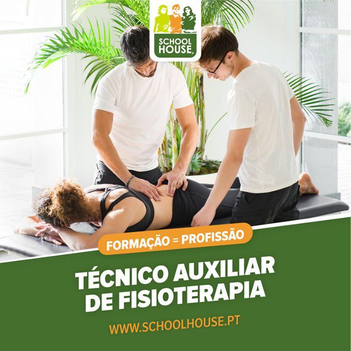 Curso de Técnico Auxiliar de Fisioterapia