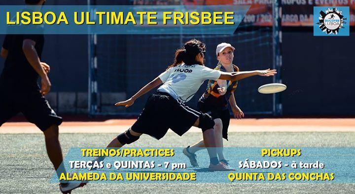Lisbon Ultimate Frisbee Training - 63 (2019/20)